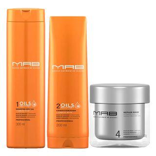 mab-oils-recovery-reparacao-kit-shampoo-condicionador-mascara-capilar