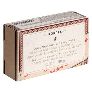 sabonete-cremoso-korres-amendoas-e-calendula