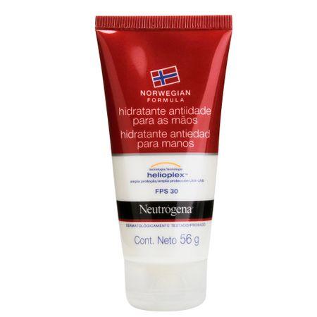 Hidratante Anti-Idade para Mãos Neutrogena Norwegian Formula FPS 30 - 56g