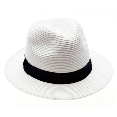 Chapéu Shanghai UV Line - Chapéu Feminino - Branco e Preto