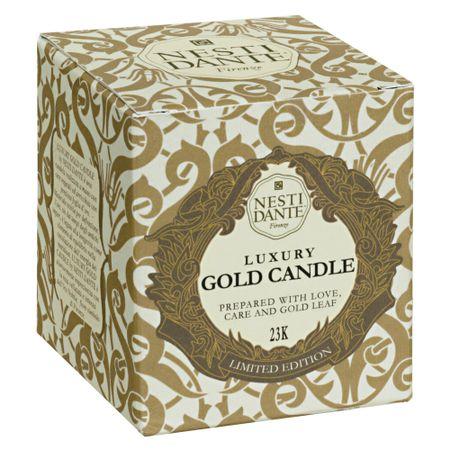 Vela Perfumada Nesti Dante - Luxury Gold - 160g