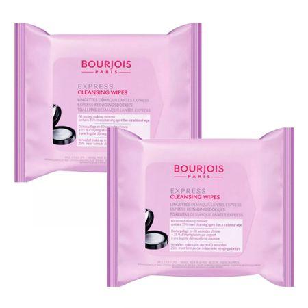 Bourjois Lingettes Kit - Lenços Demaquilante - Kit