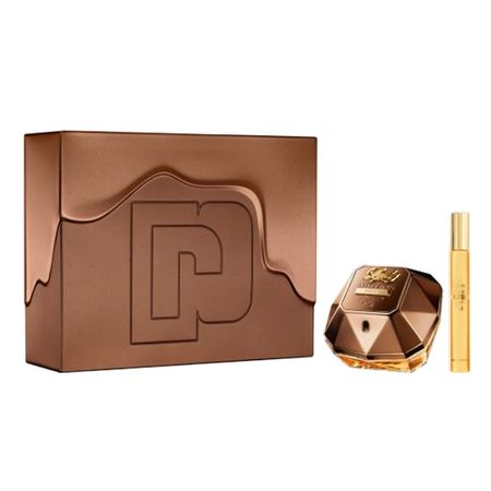 Paco Rabanne Lady Million Privé Kit - EDP + Travel Size - Kit