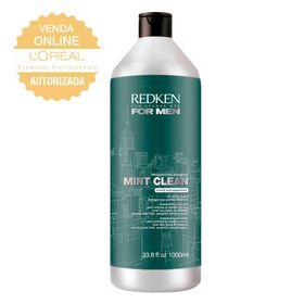 shampoo-redken-for-men-mint-clean