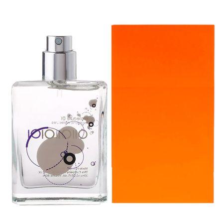 Escentric Molecules Molecule 01 + Caixa de Alumínio Laranja Kit - Perfume +...