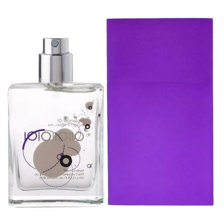 Escentric Molecules Molecule 01 + Caixa de Alumínio Roxa Kit - Perfume + Caixa...