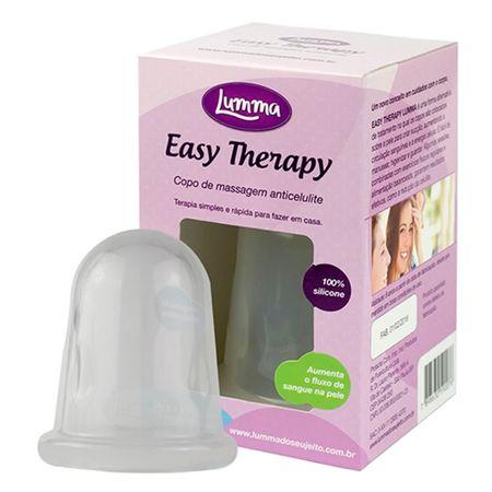 Ventosa para Massagem Modeladora Easy therapy Lumma - Grande - 1 Un
