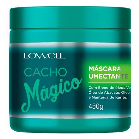 Lowell Canho Mágico - Máscara Umectante - 450g