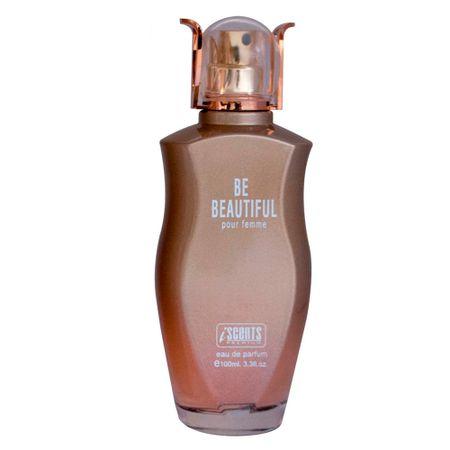 Be Beautiful I-Scents Perfume Feminino - Eau de Parfum - 100ml