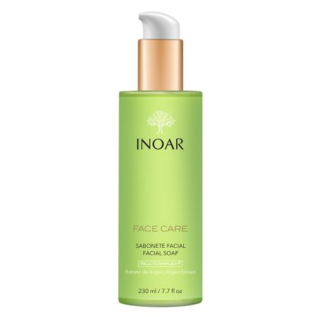 Sabonete Facial Inoar - Face Care - 230ml