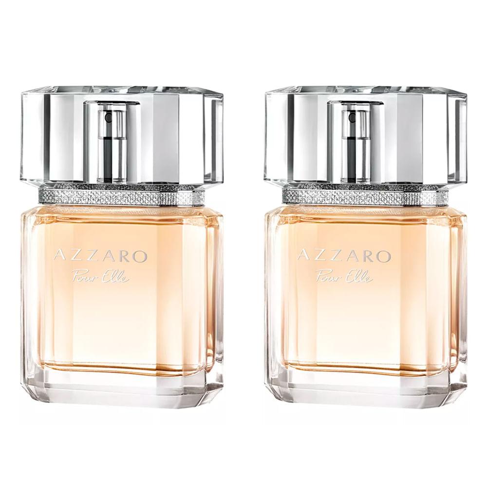 600831106f6 Kit Pour Elle Feminino Azzaro Eau de Parfum - EDP 30ml + EDP 30ml ...