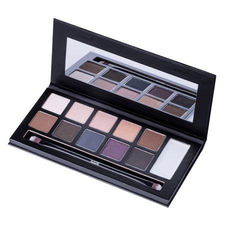 Paleta de Sombra Klasme - Eyeshadow Palette - Dark Knight