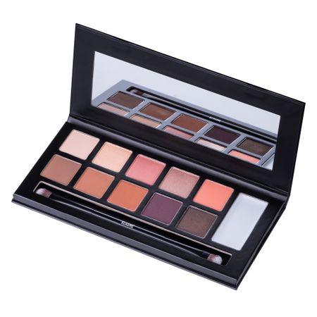 Paleta de Sombra Klasme - Eyeshadow Palette - Warm Day