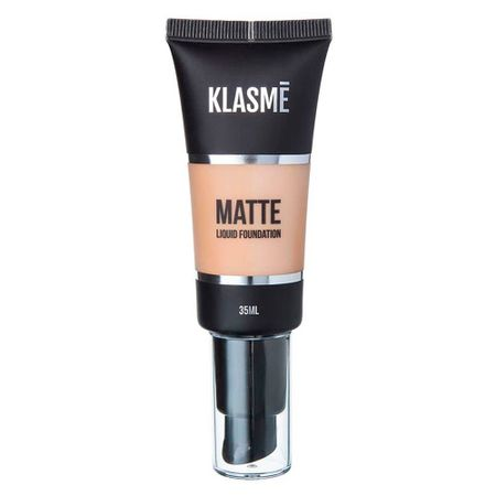 Base Líquida Klasme - Matte Liquid Foundation - 002