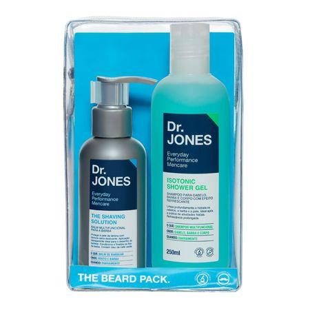 The Beard Pack Dr.Jones - Kit - Kit
