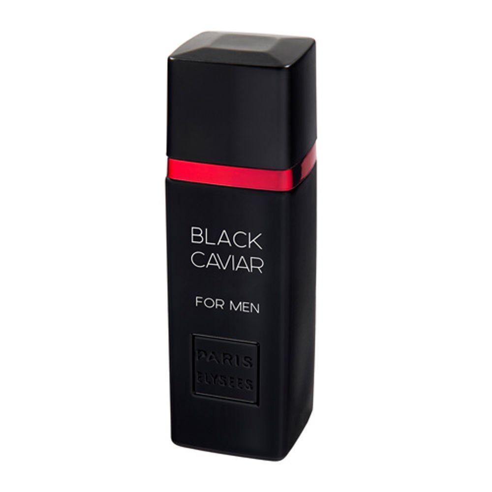 Perfume Black Caviar Paris Elysees - Eau de Toilette - Época Cosméticos b52095e3c17