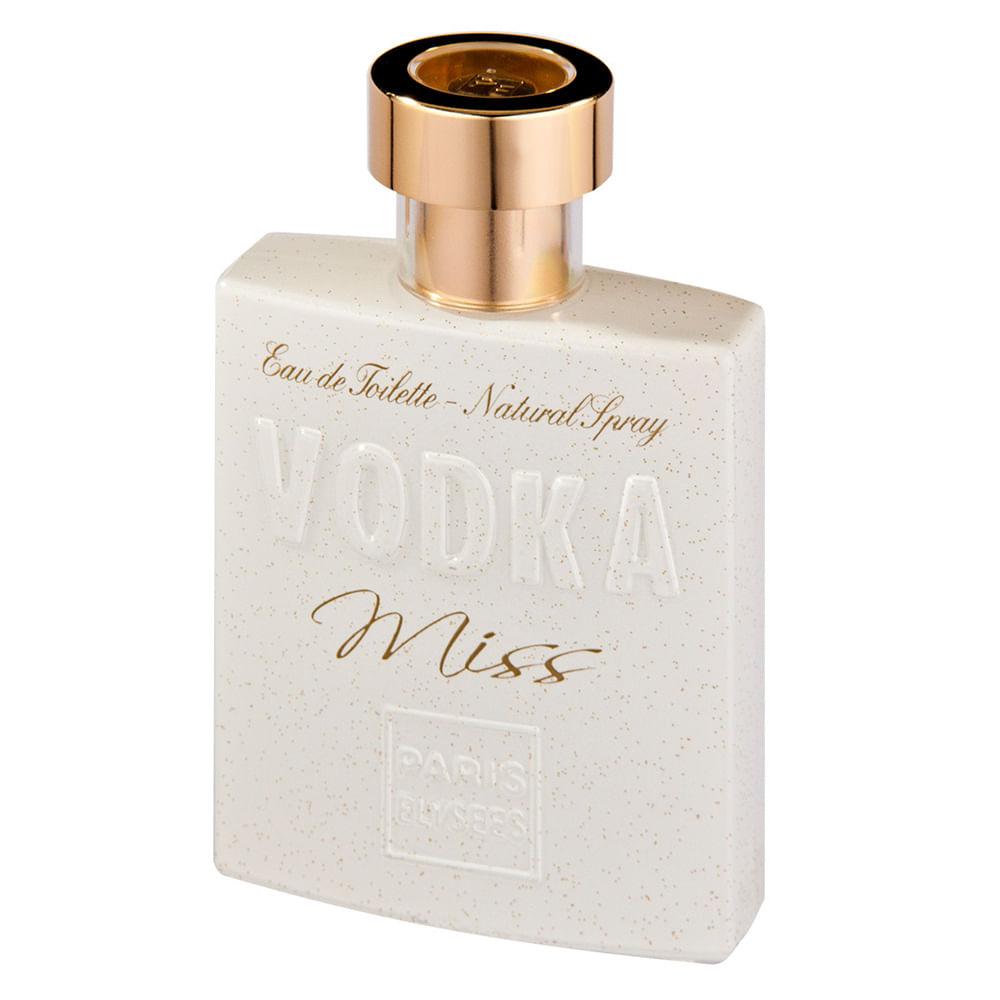 Perfume Miss Vodka Paris Elysees Feminino - Época Cosméticos 837e0159ea7