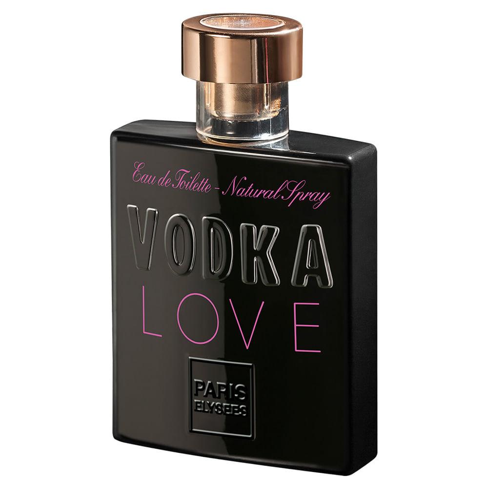 Perfume Vodka Love Paris Elysees Feminino - Época Cosméticos ea399b3fef0
