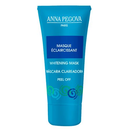 Máscara Clareadora Anna Pegova - Masque Éclaircissant Peel Off - 40ml