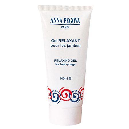 Gel Relaxante para Pernas Anna Pegova - Gel Relaxant pour les Jambes - 100ml