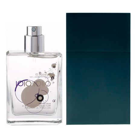 Escentric Molecules Molecule 01 + Caixa de Alumínio Preta Kit - Perfume + Caixa...