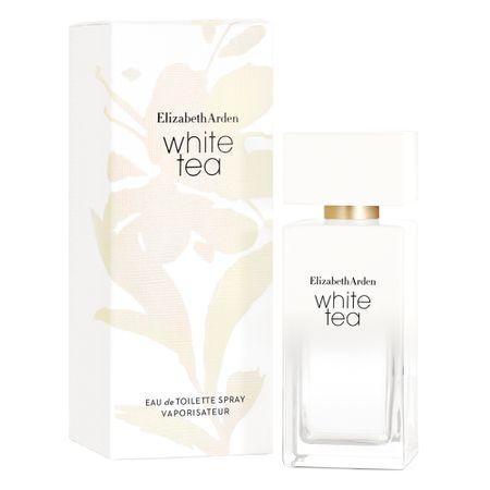 White Tea Elizabeth Arden - Perfume Feminino - Eau de Toilette - 50ml