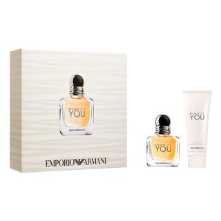 Kit-Giorgio-Armani-Because-it-s-You-She---Eau-de-Parfum---Locao-Corporal