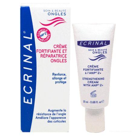 Ecrinal Crème Fortifiante Ecrinal - Fortalecedor de Unhas - 10ml