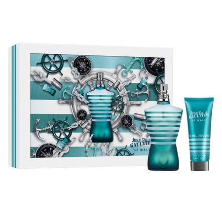 Jean Paul Gaultier Le Male Kit - Eau de Toilette + Gel de Banho - Kit