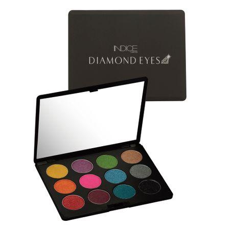 Paleta de Sombra Indice Tokyo - Diamond Eyes - Kit