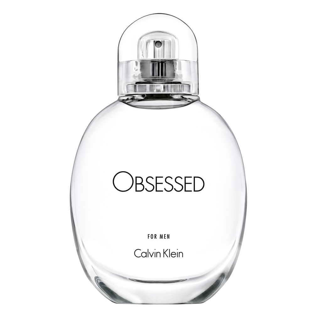 Perfume Obsessed For Men Calvin Klein Masculino - Época Cosméticos 80b276dc7c