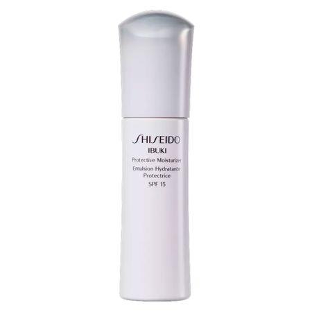 Hidratante Facial Shiseido Ibuki Protective Moisturizer SPF 15 - 75ml