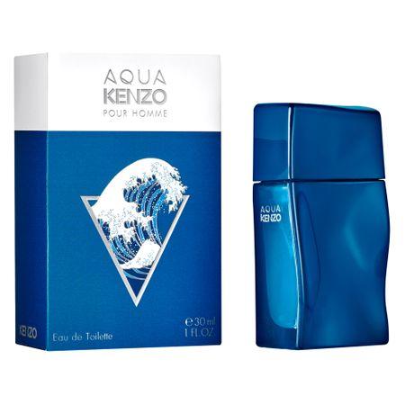 Aqua Kenzo Pour Homme Kenzo - Perfume Masculino- Eau de Toilette - 30ml