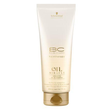 Schwarzkopf BC Bonacure Oil Miracle Shampoo - 200ml