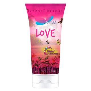 locao-corporal-delikad-butterfly-collection-love-body-lotion