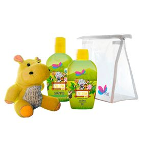 delikad-kids-safari-hyppo-yellow-kit-shampoo-colonia
