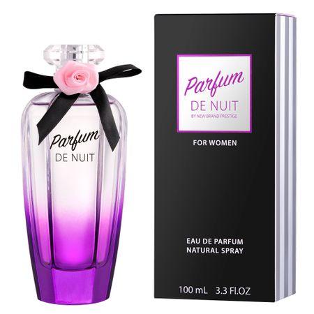 Prestige Parfum de Nuit New Brand - Perfume Feminino Eau de Parfum - 100ml