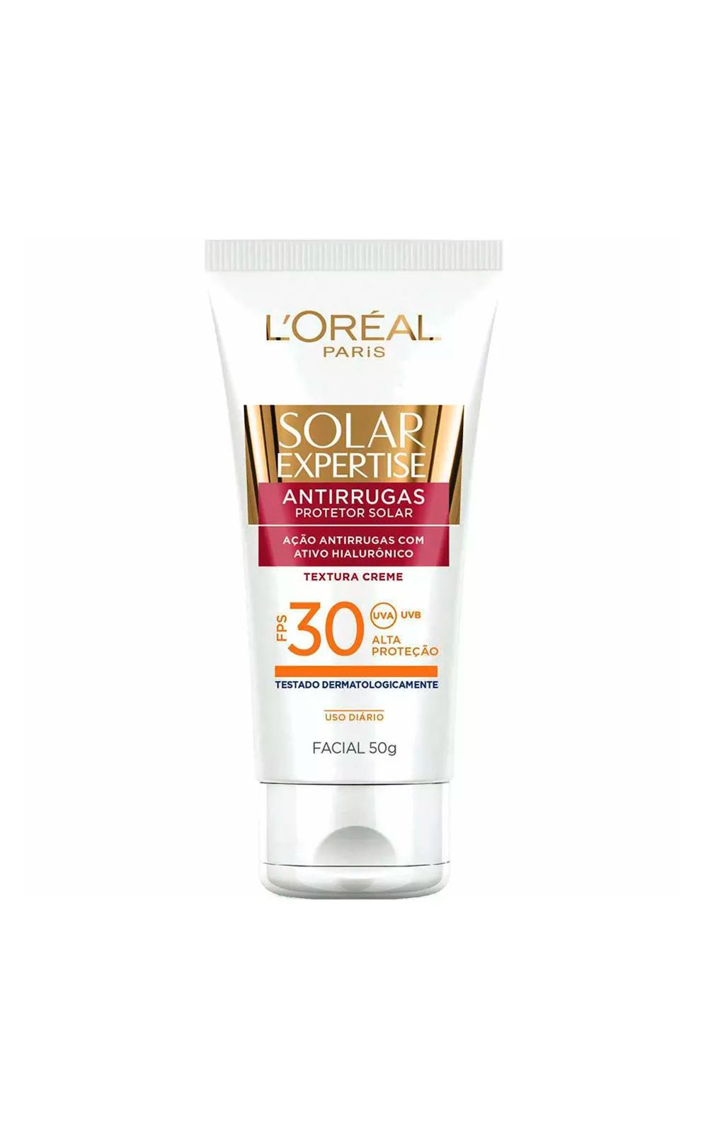Foto 3 - L'Oréal Paris Kit - Água Micelar 5 em 1 + Solar Expertise Antirrugas FPS30 - nenhuma