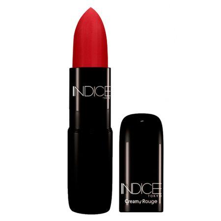 Batom Indice Tokyo - Ego Creamy Rouge - 04 - Red Seduction