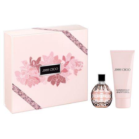 Jimmy Choo Kit - Eau de Parfum + Loção Corporal - Kit