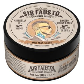 pomada-suave-para-barba-sir-fausto-old-wax-200g