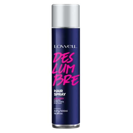 Lowell Deslumbre - Hair Spray Jato Seco - 500ml