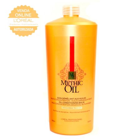 L'Oréal Professionnel Mythic Oil - Condicionador - 1L