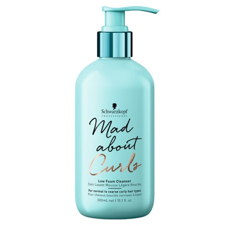 Schwarzkopf Mad About Curls - Shampoo Low Foam - 300ml