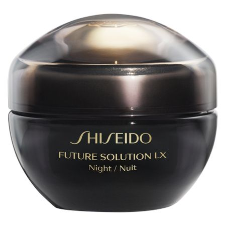 Rejuvenescedor Facial Shiseido - Future Solution LX Total Regenerating Cream -...
