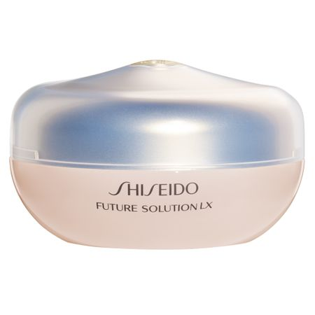 Pó Facial Shiseido - Future Solution LX Radiance Loose Powder - Translúcido