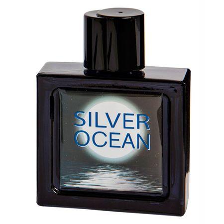 Silver Ocean Omerta Perfume Masculino - Eau de Toilette - 100ml