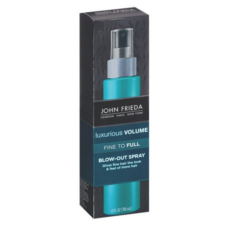 John Frieda Luxurious Volume Fine to Ful Blow-Out Spray - Finalizador - 118ml