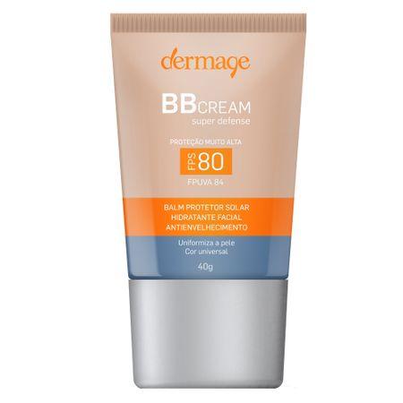 BB Cream FPS 80 Dermage - Universal