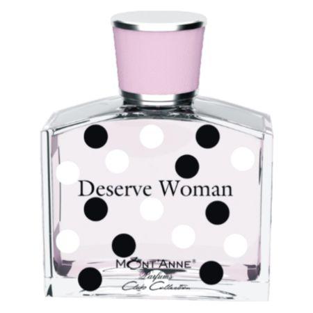 Deserve Woman Mont'anne Perfume Feminino - Eau de Parfum - 100ml